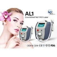 Wholesale Powerful 1064 Nm 532nm Q Switch Laser Tattoo Removal Machine 3.5ns Pulse Width from china suppliers