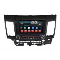 Wholesale Multimedia Mitsubishi Lancer EX Android 4.2 Navigator Car DVD Player with Bluetooth from china suppliers