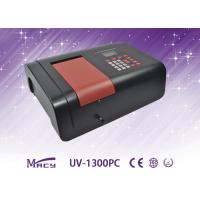 Wholesale Sunset Yellow Ultraviolet Visible Spectrophotometer Double Beam With USB Interface from china suppliers