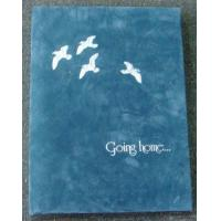 Wholesale Peaceful Dove Going Home Funeral Memorial Books Ceremony  Register from china suppliers