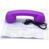Wholesale Cordless volume control Retro Bluetooth Phone Handsets with rubber painting material from china suppliers
