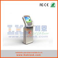 Wholesale Library Transport Touch Screen Information Kiosk Windows 7 Or Windows Xp / 2003 from china suppliers