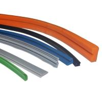 Wholesale Tear Resistant Silicone Rubber Extrusions / Silicone Seals with Custom Logo from china suppliers