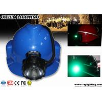 Wholesale IP68 Anti Explosive Coal Mining Lights With 6.8AH Capacity Panasonic Battery from china suppliers