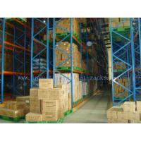 Wholesale Pallet Weight 2200 LBS X Two Pallets Per Level Selective Pallet Racks In  Bulk Rack Warehouse from china suppliers