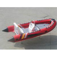 Wholesale 5.2m Korea PVC colorful  big sunbath panel  inflatable rib boat  rib520B with  center console from china suppliers
