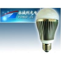 Quality E27 white LED Bulb Light 5w for hotel for sale