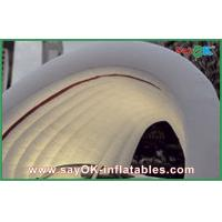 Wholesale Huge White Inflatable Air Tent For Trading Show / Advertising Oxford Cloth from china suppliers