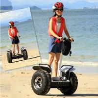 Wholesale Electric Gyropode Off Road Segway Personal Transportation Vehicles 72V 8.8Ah Samsung Lithium from china suppliers