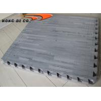 "Wholesale Grey colour 3/8"" thickness 1/2"" thickness Soft Wood Grain Floor 2'X2' from china suppliers"