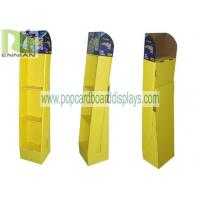 Wholesale Foldable Printing POP Cardboard Displays Stand For Cleaning Products from china suppliers