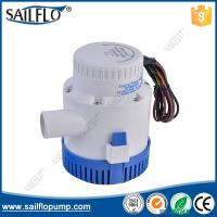 Wholesale Sailflo 3700GPH submersible 12V dc boat bilge pumps for marine yachat from china suppliers
