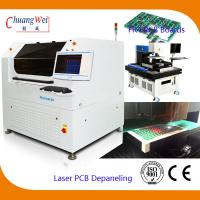 Wholesale High Precision CCD Automatic Positioning Pcb Depaneling Equipment For 600*450mm PCB from china suppliers
