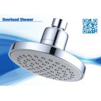 Buy cheap Water Saving ABS 150mm Shower Heads , Overhead Rain Shower Head from wholesalers