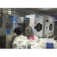 China High Spin Commercial Washing Machines Europe Standard Stainless Steel 304 on sale
