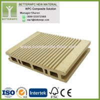 Wholesale 3D Wood Texture High Strength Hollow Cheap Outdoor Engineering Floor from china suppliers