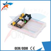 Wholesale 3.3V / 5V Breadboard For Arduino 830 Points With 65 Flexible Jumper Wires from china suppliers