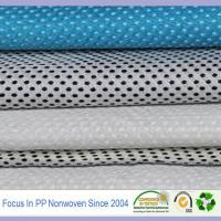 Wholesale PP spunbond fabric manufacturer non-slip fabrics from china suppliers