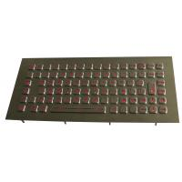 Wholesale Custom Backlight Marine Keyboard Compact Format With 87 Keys , function keys from china suppliers
