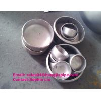Wholesale stainless steel ANSI pipe cap from china suppliers