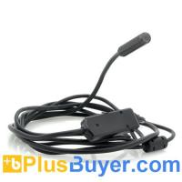 Wholesale Waterproof USB Inspection Camera (2.25 Meter Cable, 4 LEDs, 640x480) from china suppliers
