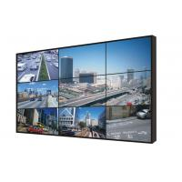 46 Inch Ultra Narrow Bezel LCD Video Wall With LED Blacklight Multi Input Output