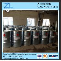 Wholesale Acetonitrile acetonitrile acetonitrile from china suppliers