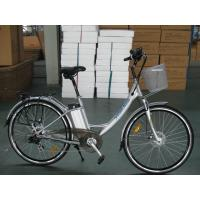 Wholesale Li-Ion 1000W Lithium Battery Electric Powered Bicycles For Shopping from china suppliers