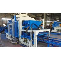 Wholesale MQT6-15 Concrete Interlocking Brick Machine from china suppliers