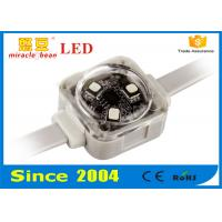 Wholesale 25mm Miracle Bean Brand RGB LED Pixel Full Color DC12V 0.75W XH6897 IC from china suppliers