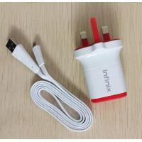 Buy cheap USB UK  infinix charger  quick charger  QC-24ZX  CQ-24ZX 5V 2A 7V2A 9V 2A 12V 2A from wholesalers