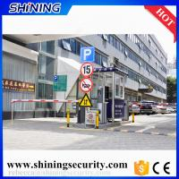 Highway Toll Station  Car Parking  boom barrier  gates