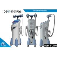 Wholesale Cellulite Reduction Fat Freezing Machine Working 18 Hours 800W Vacuum Slimming Machine from china suppliers