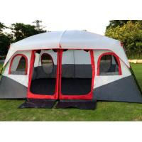 Wholesale big tent for family with 6-12 person----go camping with  a Large  tent! from china suppliers
