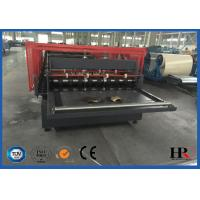 Wholesale Corrugated Steel Sheet Double Layer Roll Forming Machine 0.4 - 0.8mm Thickness from china suppliers