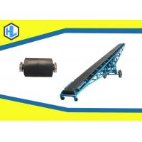 Wholesale 650mm Belt Width Troughed Belt Conveyor , Q235 Conveying Material Slider Bed Conveyor from china suppliers