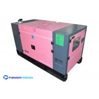 Wholesale 15 Kva 25kva 30kva Rainproof Silent Small Portable Diesel Generator from china suppliers
