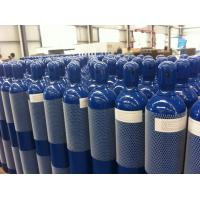 Wholesale 25L - 52L Seamless Steel Compresses Gas Cylinder For High Purity Gas ISO9809-1 from china suppliers