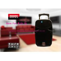 Wholesale Outdoor Trolley Pro PA Speakers Wireless Microphone PA System from china suppliers