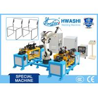 Wholesale Furniture Industrial Welding Robots For Steel Chair With Double Positioners from china suppliers