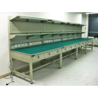 Wholesale Drawer Industrial Workbenches And Industrial Workstations , Blue / Green from china suppliers