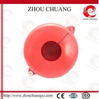 Wholesale Durable polypropylene valve lockouts superior impact and safety from china suppliers
