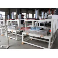 Quality Hydraulic Plate Rolling Machine Heat Proof PVC Plastic Roofing Tile Making Machine for sale