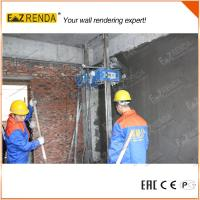 Wholesale Cement / Gypsum / Lime Spray Plastering Machine For Skyscraper Villa from china suppliers