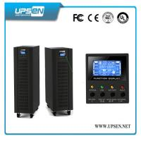 Quality Uninterrupted Power Supply Three Phase Online UPS 10-30kva With LCD Display for sale