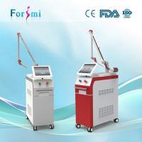 Wholesale 1064 nm 532nm q switch nd yag laser hair tattoo removal machine price for sale from china suppliers