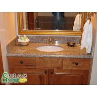 Wholesale Brown Series Bathroom Vanity Tops from china suppliers