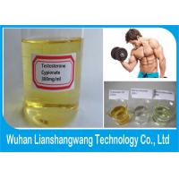 Wholesale Raw Hormone Testosterone Anabolic Steroid for Men Muscle Building , CAS 58-20-8 from china suppliers