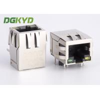Wholesale Customized RJ45 Network Connector High Performance , RJ45 10P8C from china suppliers