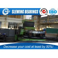 Wholesale High Precision Slewing Ring Bearings Crane Large Load Bearing Capacity from china suppliers